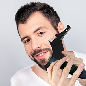 raser sa barbe